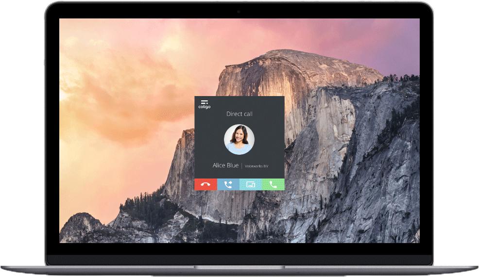 coligo desktop